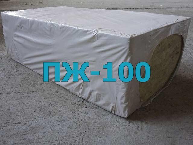 Минплита ПЖ-100 80 мм