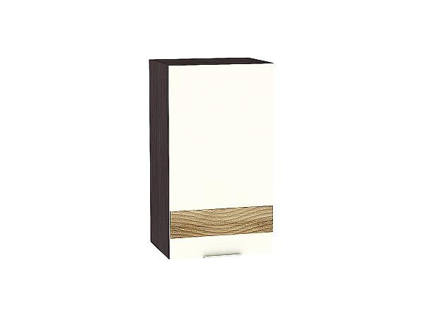 Шкаф верхний Терра В400 D (Ваниль софт)
