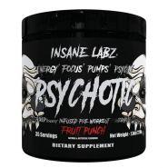 Psychotic Black от Insane Labz 220 гр 35 порций