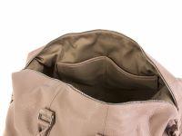 Hadley Flourwood женская кожаная дорожная сумка