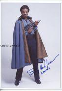 Автограф: Билли Ди Уильямс. Звёздные войны: Эпизод 5 – Империя наносит ответный удар