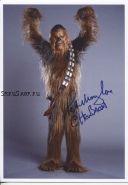 Автограф: Питер Мейхью. Звёздные войны