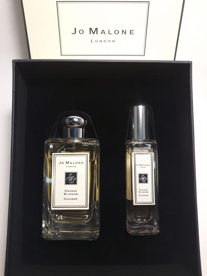 Подарочный набор Jo Malone (Orange Blossom Cologne) 1х100 мл + 1х30 мл