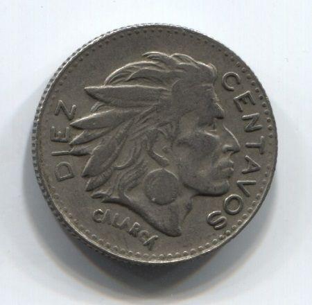10 сентаво 1959 г. Колумбия