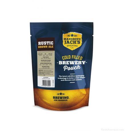Солодовый экстракт Mangrove Jack's Rustic Brown Ale, 1.8 кг