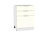 Шкаф нижний Терра Н603 (Ваниль софт)