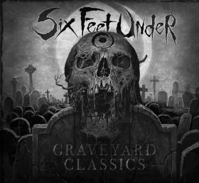 SIX FEET UNDER - Graveyard Classics [4CD-BOX]