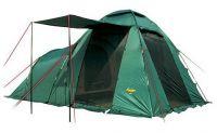Палатка туристическая 3 местная с тамбуром Canadian Camper Hyppo 3 woodland