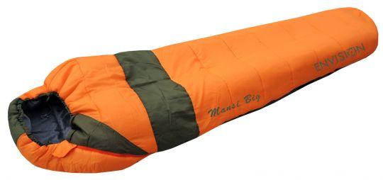 Спальник Envision Mansy Big (190+40)х85/55 см, comfort -5С, extreme -20С