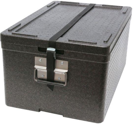 Кемпинговый термобокс Artekno 40 литров черный 60 x 40 x 30
