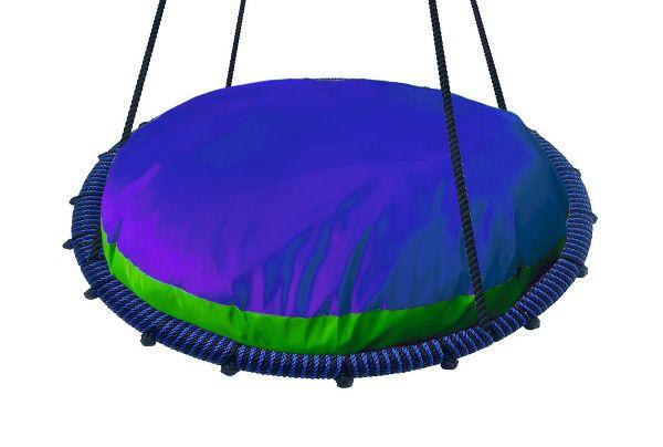 Подушка для качелей-гнездо диаметром 115 см