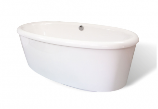 Ванна мраморная AquaStone Оливия