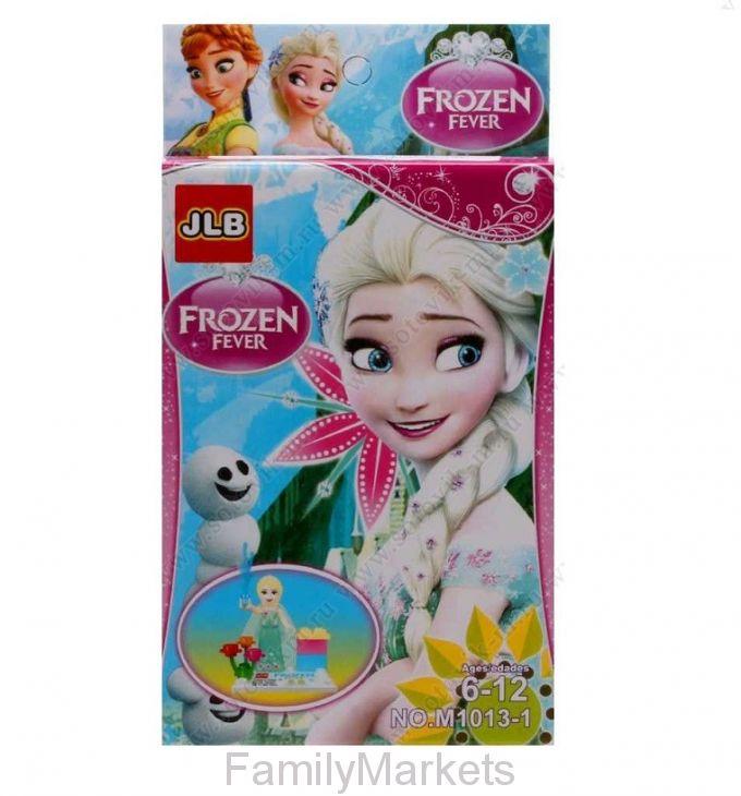 Конструктор JLB - Герои из серии Frozen (Холодное Сердце)