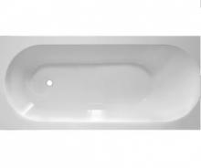 Ванна мраморная AquaStone Наоми 180