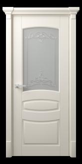 Межкомнатная дверь Этюд Стекло Арабель