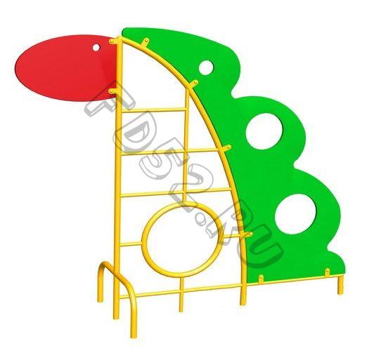 Лаз-мишень «Анатозавр Толя»