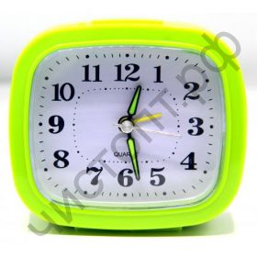 Часы -будильник настол. кварц.  625