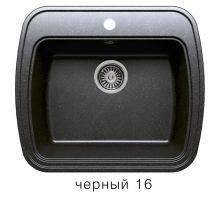 Мойка кухонная из искусственного камня Polygran F-11