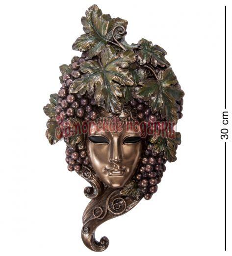 """WS-326 Венецианская маска """"Виноград"""""""