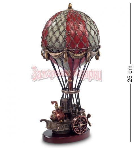 """WS-190 Статуэтка в стиле Стимпанк """"Воздушный шар"""""""