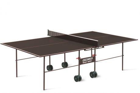 """Всепогодный складной стол для настольного тенниса """"Start line Olympic Outdoor"""" (274 х 150 х 76 см) с сеткой"""