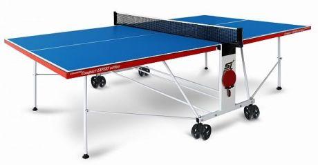 """Всепогодный складной стол для настольного тенниса """"Compact Expert Outdoor"""" (274 х 152,5 х 76 см)"""