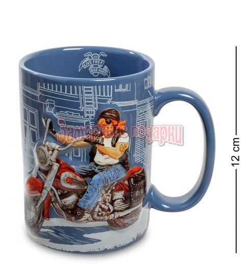 "FO-83000 Кружка ""Байкер"" (Mug The Motorbike. Forchino)"