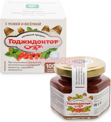 """MED-08/03 """"Годжидоктор"""" Экстракт плодово-ягодный с имбирём, 100 г"""