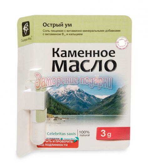 """MED-13/16 """"Каменное масло"""" с фасолью и пиколинатом хрома. Исчезающий диабет, 3,0 г"""