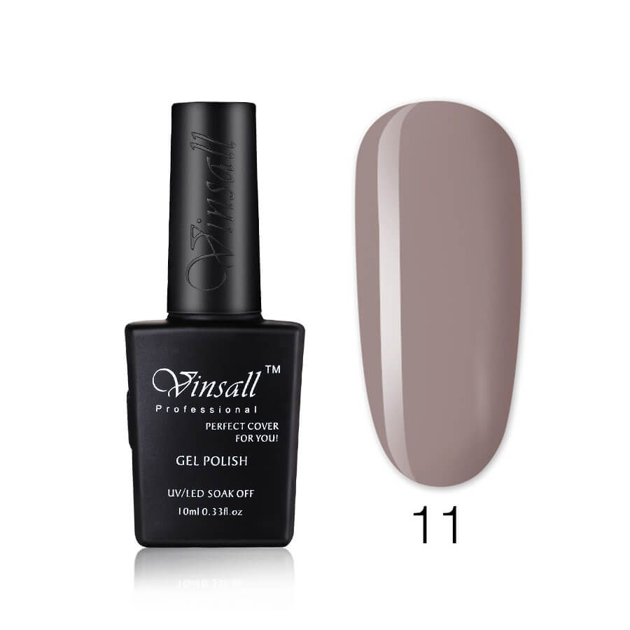 Vinsall гель-лак №011, 10 мл