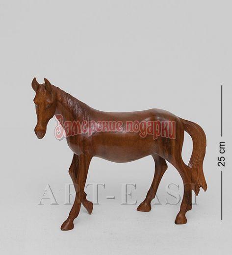 """15-024 Статуэтка """"Дикая лошадь"""" 25 см суар"""