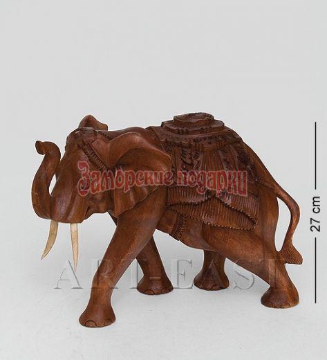 """15-034 Статуэтка """"Слон"""" суар"""