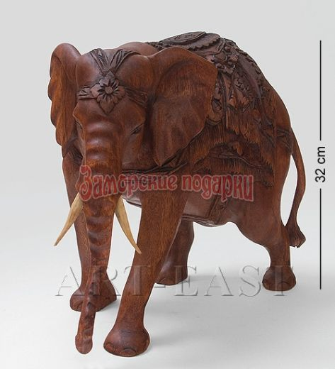 """15-035 Статуэтка """"Слон"""" суар"""