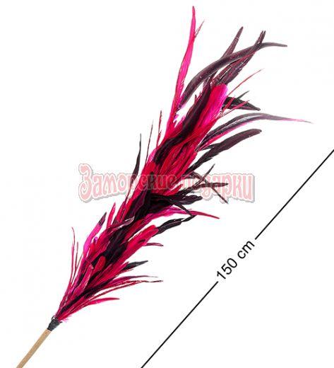 14-054 Декоративный веничек из перьев (о. Бали)