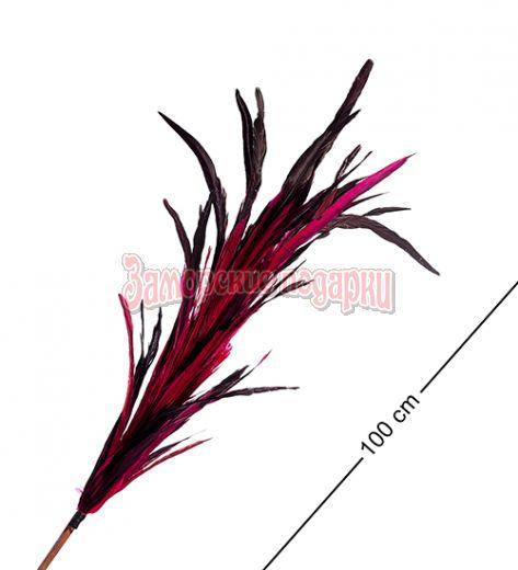 14-064 Декоративный веничек из перьев (о. Бали)
