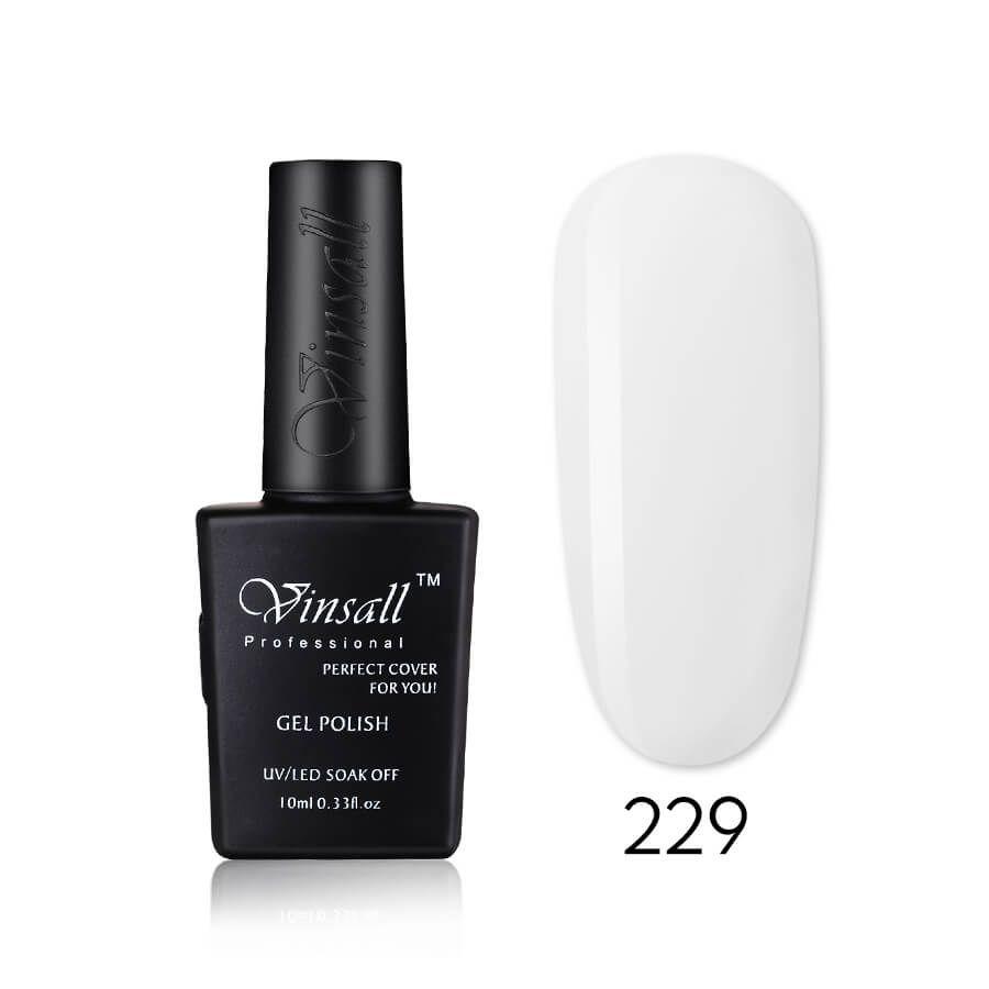 Vinsall Cover pink гель-лак №229, 10 мл