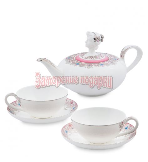 "JK- 05 Чайный набор на 2 перс.""Примадонна"" (Pavone)"