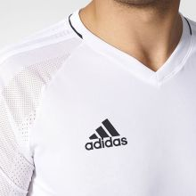Футболка adidas Tiro 17 Training Jersey белая