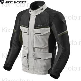 Куртка Revit Outback 3, Серо-зеленая