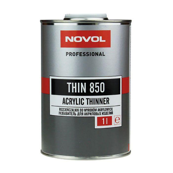 NOVOL Растворитель быстрый для акриловых изделий, 500мл.