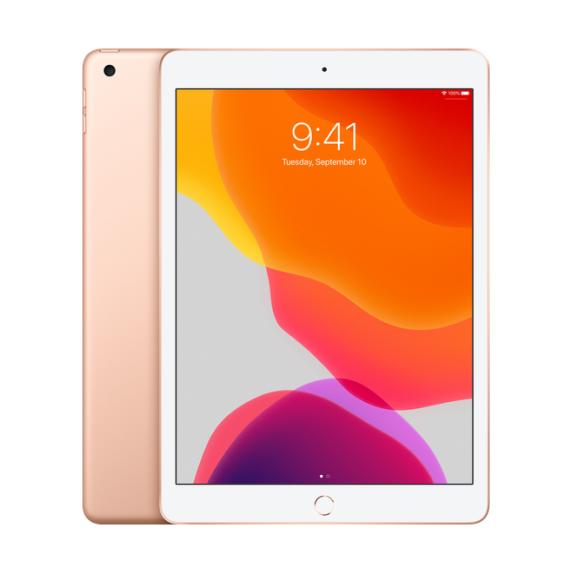 Apple iPad 10.2 Wi-Fi 128 ГБ Золотой