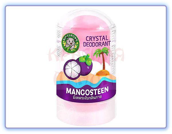 Кристаллический дезодорант с экстрактом мангостина Binturong