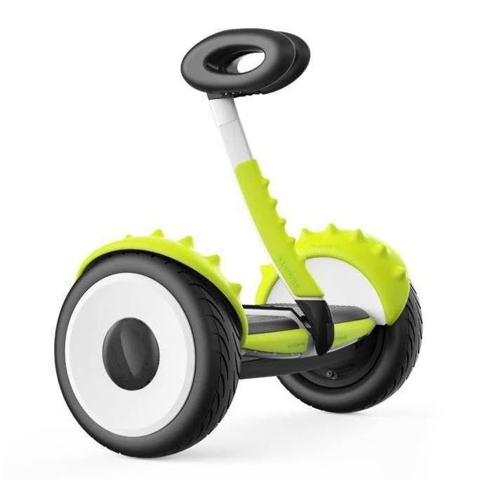 Защитный бампер для Сигвеев серии Mini зеленый