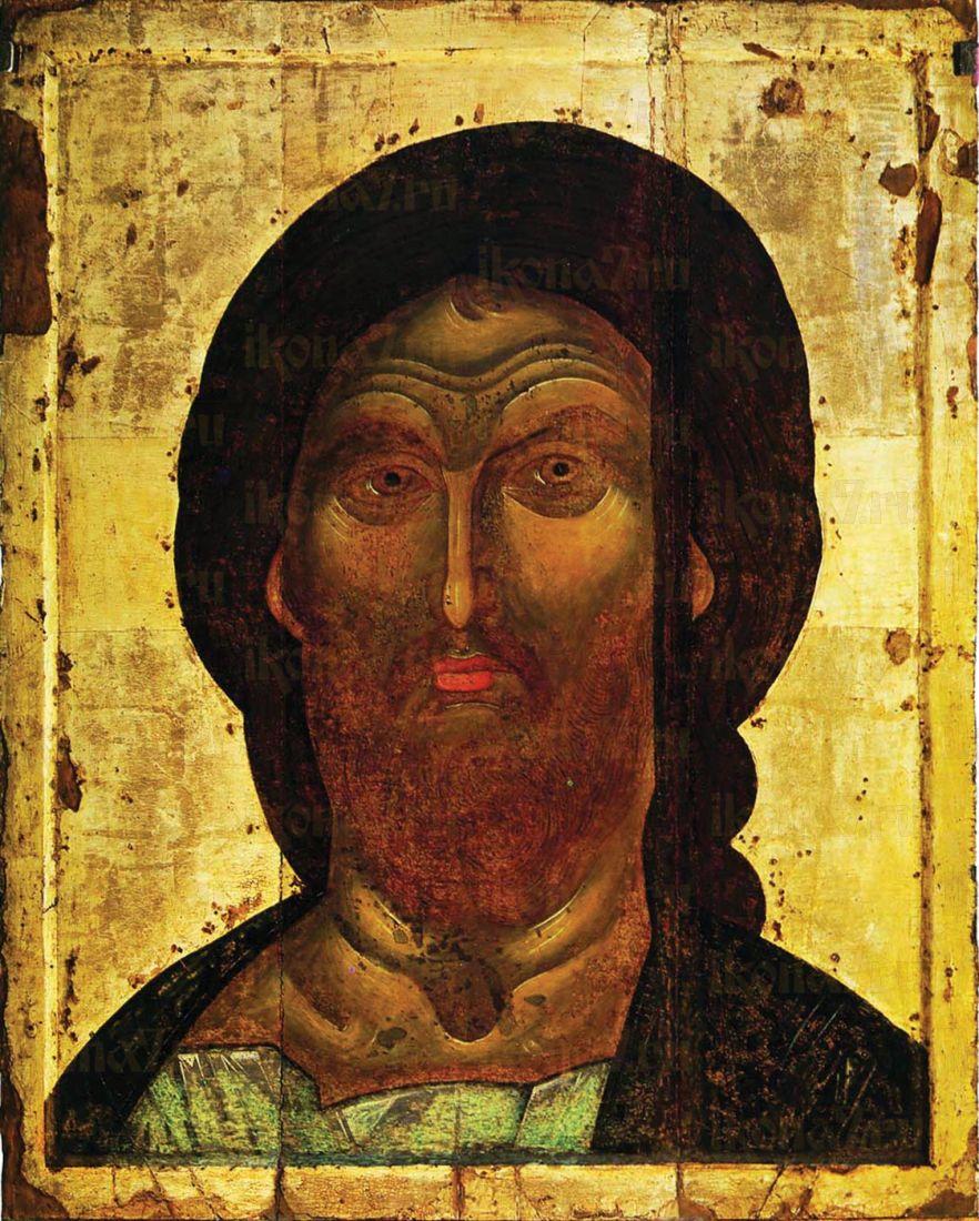 Икона Спас Ярое Око (14 век)