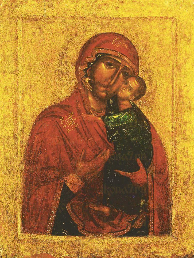 Икона Толгская Божия Матерь (13 век)