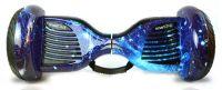 Гироскутер Premium SmartONE AQUA Самобаланс + App Синий Космос