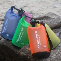 Водонепроницаемый мешок-рюкзак Ocean Pack Outdoor Sport 10 л_5