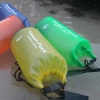 Водонепроницаемый мешок-рюкзак Ocean Pack Outdoor Sport 10 л_4