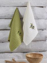 Комплект вафельных полотенец BELDI (45*65)*2  Арт.3478-1