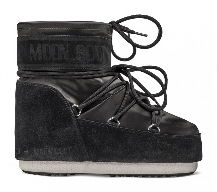 Moon Boot Low Satin (замша) / 34-36, 37-39.